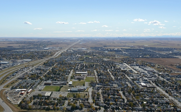 Town of Airdrie